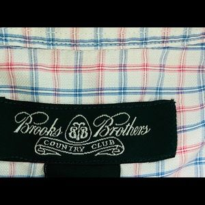 Brooks Brothers Country Club Shirt